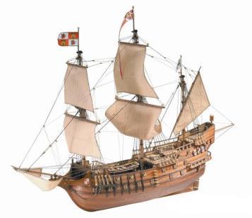 скачать инструкцию по сборке модели парусного корабля